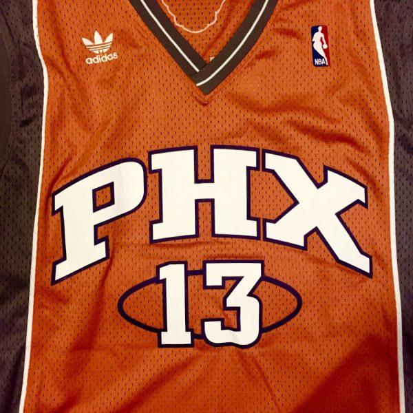 on sale ccee9 55737 Autographed Steve Nash Phoenix Suns #13 Swingman Jersey
