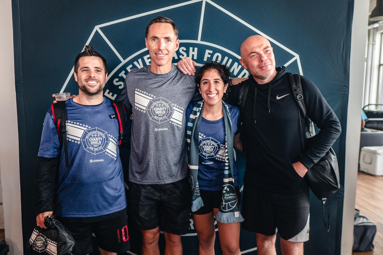 DSC03902 - Steve with Team Maracana