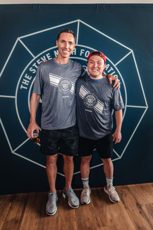 DSC03938 - Steve and Josh K