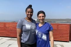 IMG_4512 - Sade and Amanda on the Roof