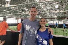 IMG_4527 - Steve with Amanda Ferranti