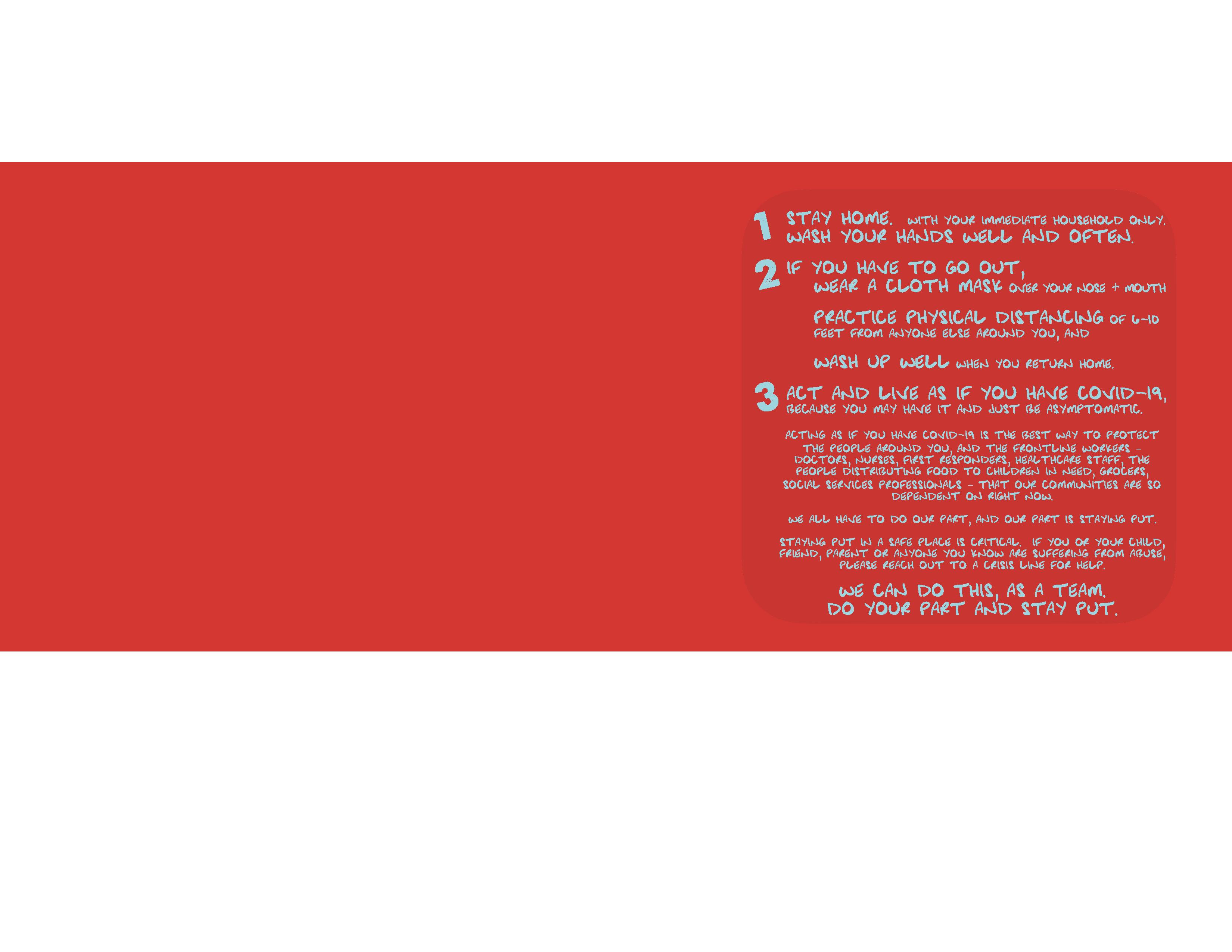 COVID-19 – Critical Aid Response Effort (CARE)